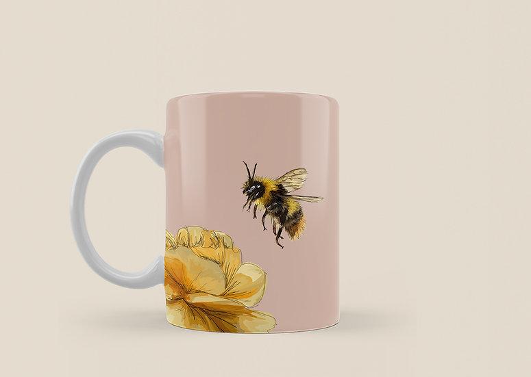 Bumble Bee 11oz Mug