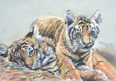 Two Brothers - Giclee Prints