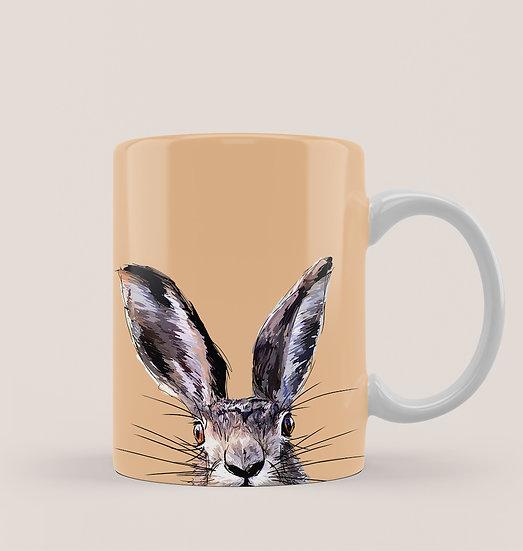 Hop On Up Hare 11oz Mug