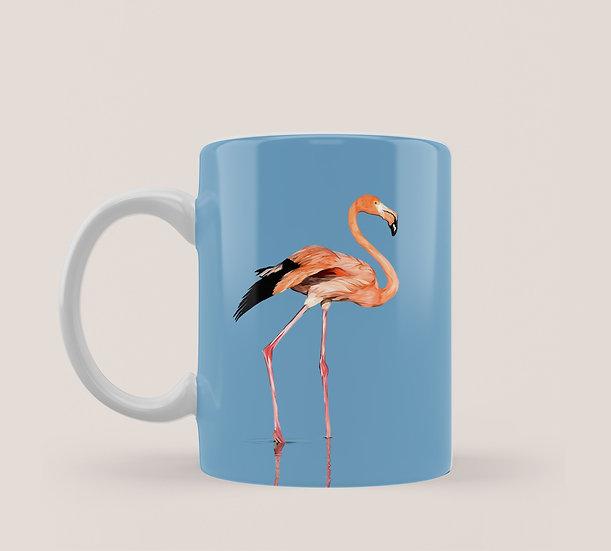 Flamingo 11oz Mug