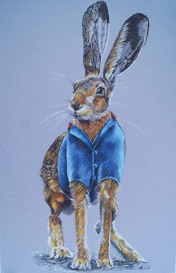 Bonnie Hare - Original Drawing