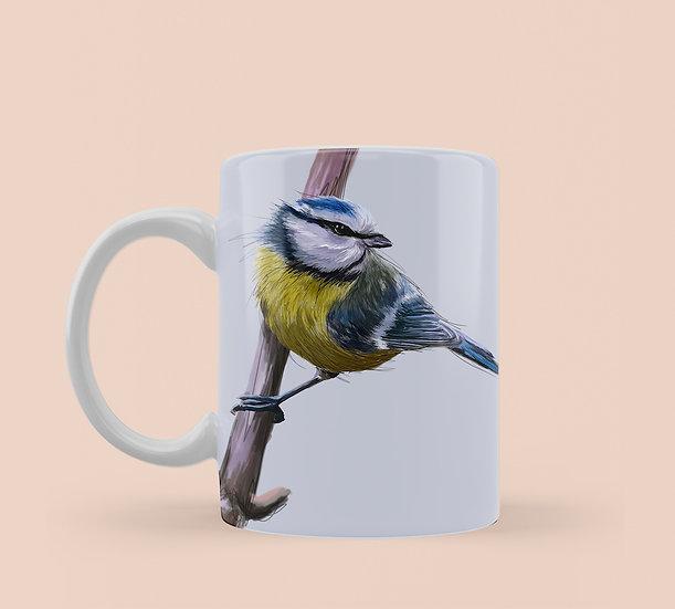 Blue Tit 11oz Mug