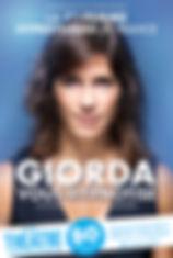Giorda vous hypnotise - Affiche 40X60 (T