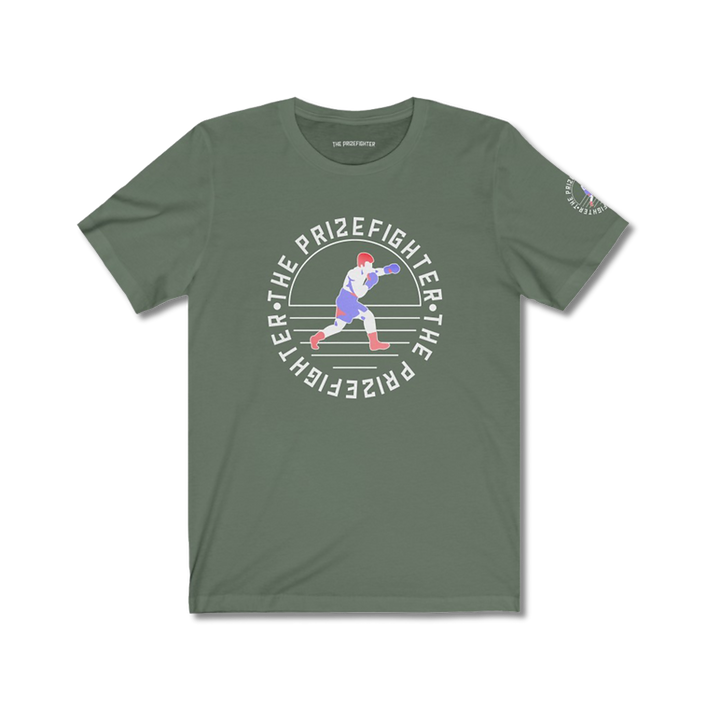 The Fighter Military Green.png