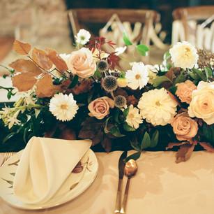 Stunning Head Table