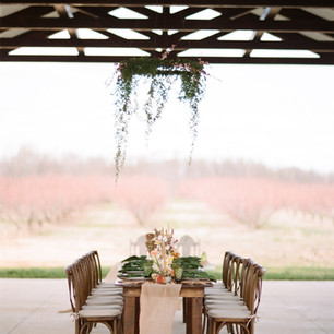 Peach Blossom Micro Wedding