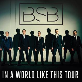 BACKSTREET BOYS TOUR 2013