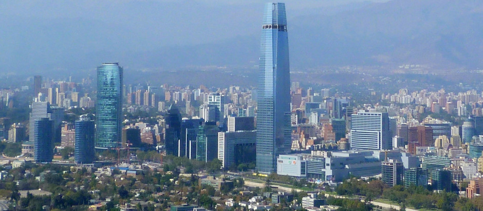 Las estrategias de las inmobiliarias para la expansión del plan regulador de Santiago.