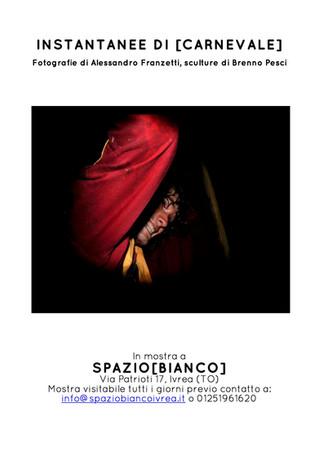Alessandro Franzetti- ISTANTANEE DI [CARNEVALE]