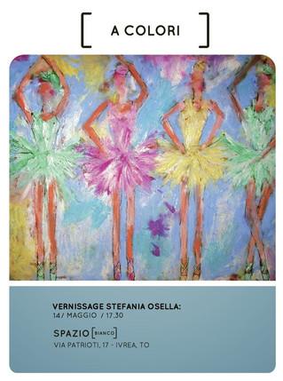 Vernissage [ A COLORI ] di Stefania Osella