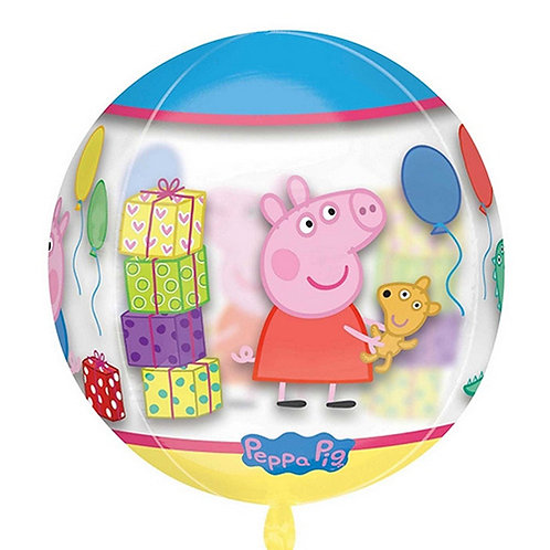 Peppa Pig Orb Balloon