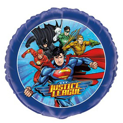 Justice League 18inch foil balloon