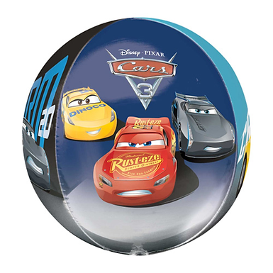 Cars Orb Balloon