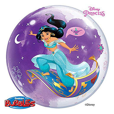 Disney Princess Jasmine Bubble Balloon