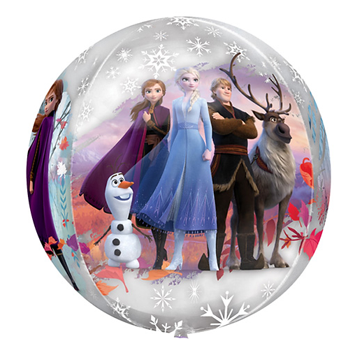 Frozen 2 Orb Balloon