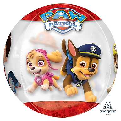 Paw Patrol Orb Balloon