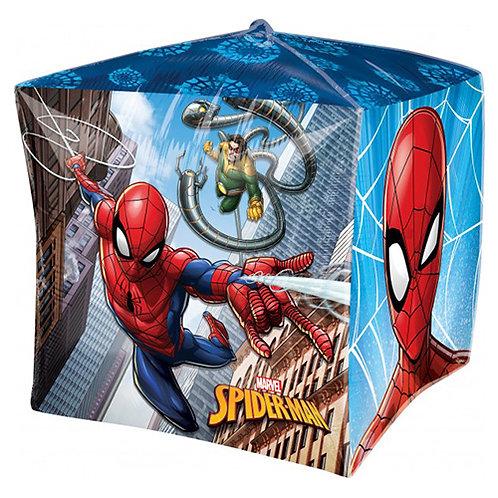 Spiderman Cube Balloon