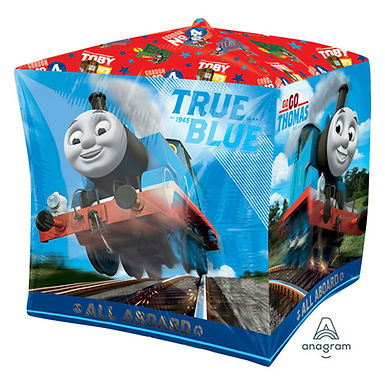 Thomas the Tank Cube Balloon