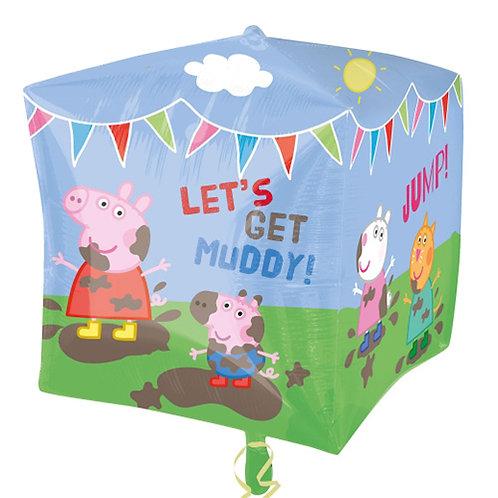Peppa Pig Cube Balloon