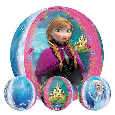 Frozen Orb Balloon