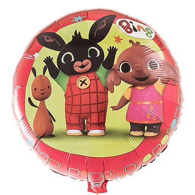 "Bing 18"" Foil Balloon"