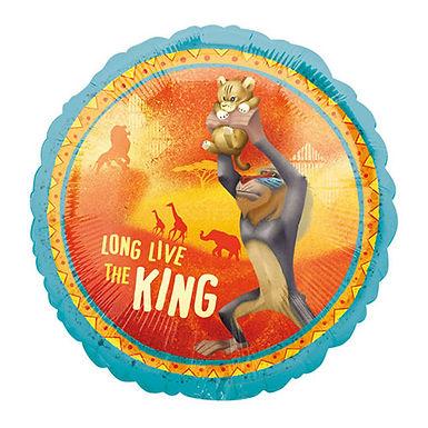 """Lion King 18"""" Foil Balloon"""