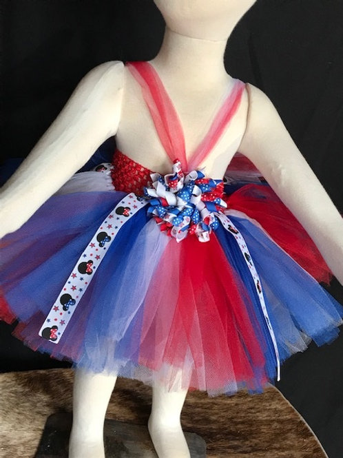 Minnie - Red White and Blue