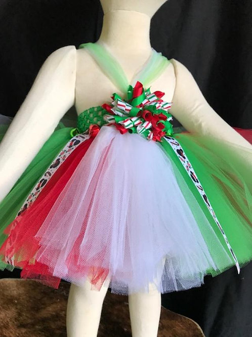 Minnie Christmas - Red/Green