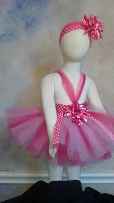 Polka Dots - Pink