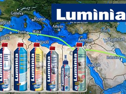 Luminia viaja a Dubai