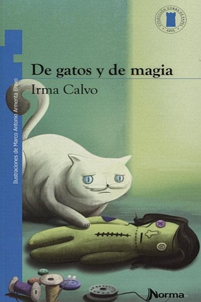 De gatos y de magia