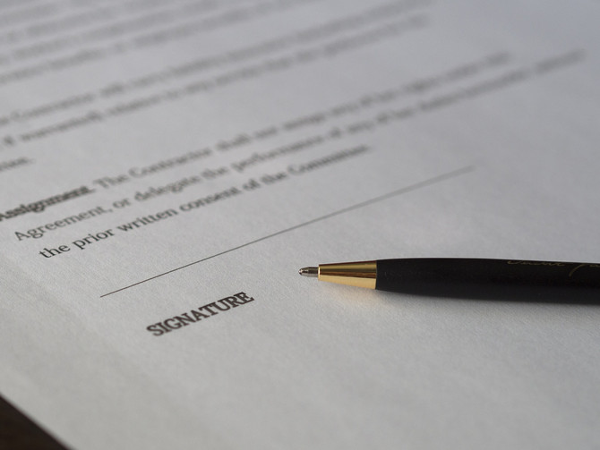 ESSENTIAL AGREEMENTS TO KNOW BEFORE YOU RECORD