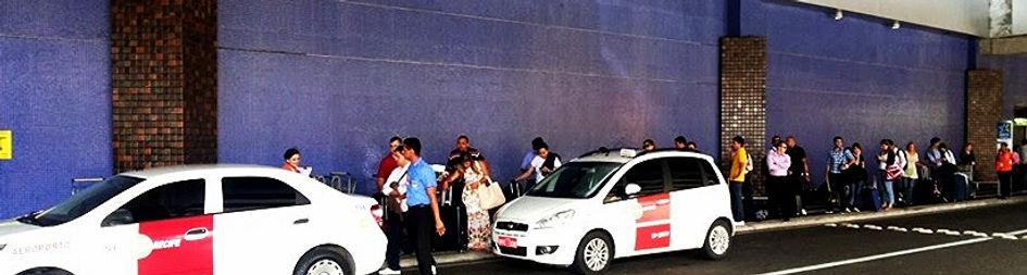 Táxi Aeroporto de Recife Porto de Galinhas
