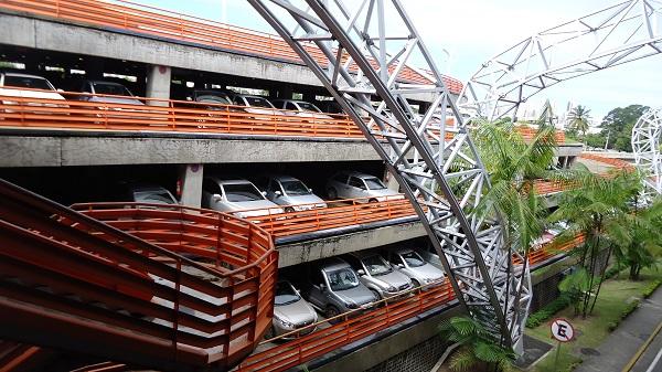 Estacionamento do Aeroporto do Recife