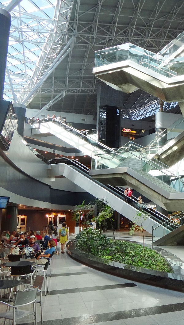 Arquitetura do Aeroporto de Recife