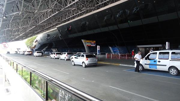 Embarque Externo Aeroporto do Recife
