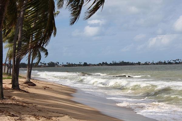 Foto da Praia de Serrambi