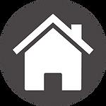 構造物としての家のアイコン