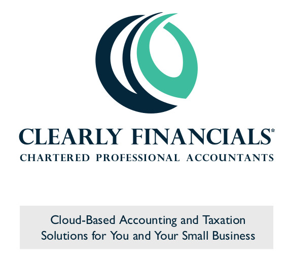 Clearly Financials Chartered Professional Accountants. Cloud-Based Accounting and Taxation Solutions for You and Your Small Business