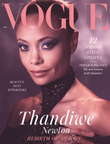 British Vogue, May 2021 Issue