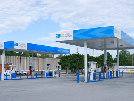 Largest CNG Contractor in the Carolinas