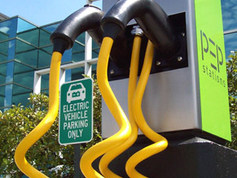 Charging Station for Electric Cars