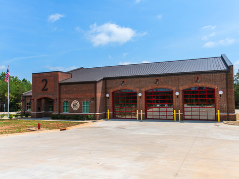 Harrisburg Fire Station