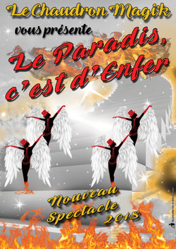 Affiche Show 2018 - No Bandeau - PtFt