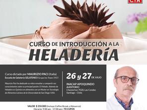 CURSO DE HELADERÍA