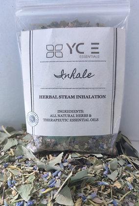 Herbal Steam Inhalation