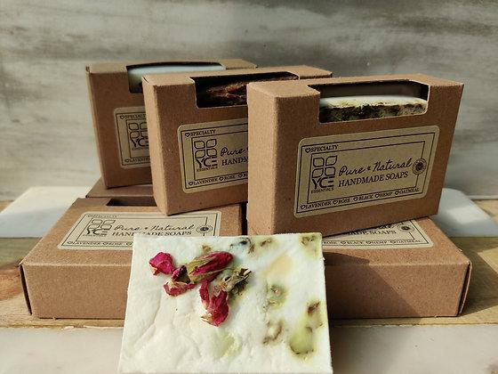 Pure & Natural Handmade Soaps
