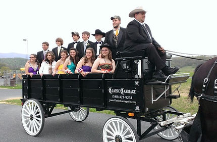 Classic Carriage Ride