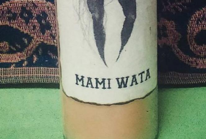 Mami Wata 7day Prayer Candle
