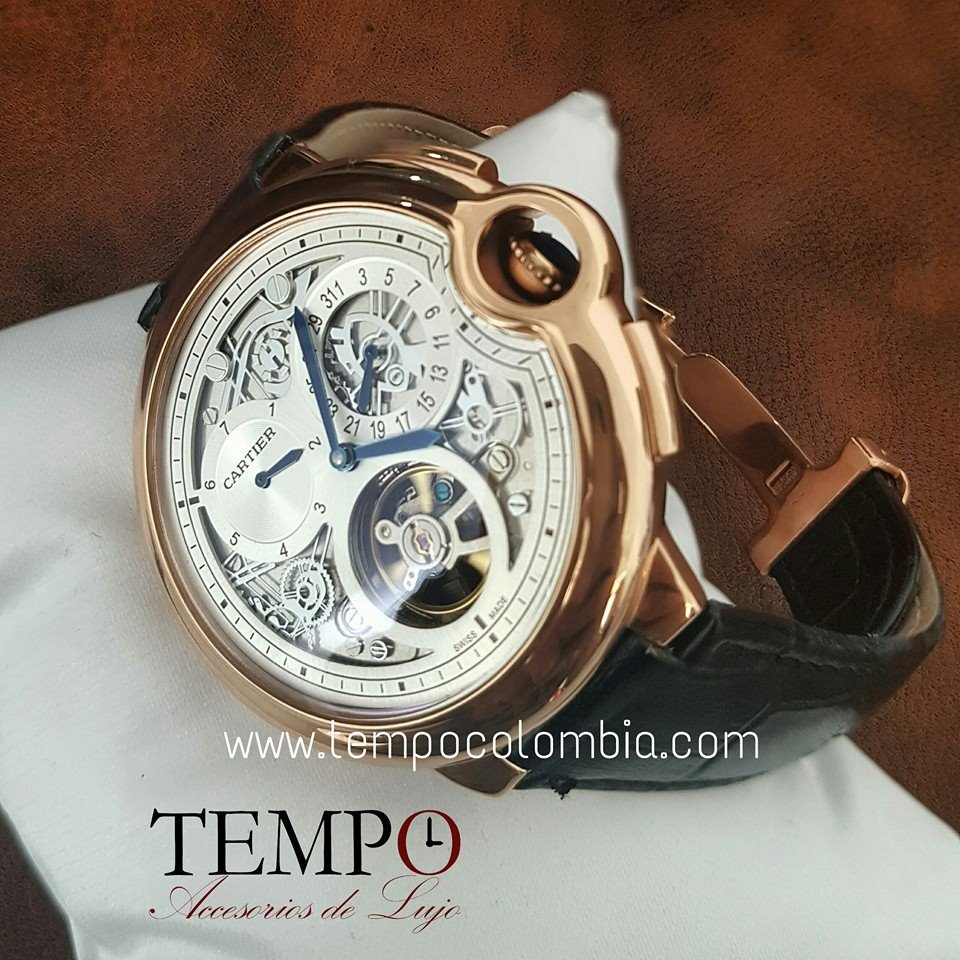 BALLON BLEU DE CARTIER FLYING TOURBI